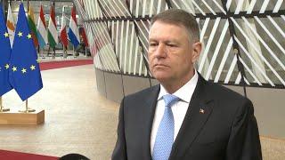 Iohannis, despre numirea procurorilor şefi: Îi consider foarte buni; avizul CSM - parţial destul de superficial