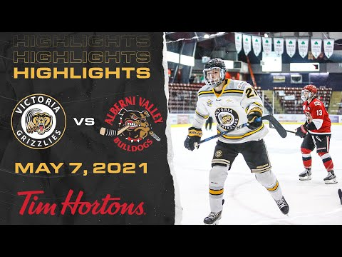 Grizzlies VS Bulldogs | May 7th | HIGHLIGHTS