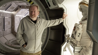 Ridley Scott tells why comedy was essential in 'The Martian'