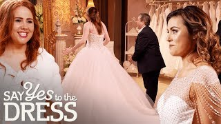 The Most Whimsical Wedding Dresses! | Say Yes To The Dress Ireland