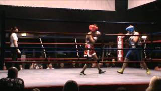 Fight 1 Caroline Jonik (HUF) Vs. Janaya Khan (Kingsway)