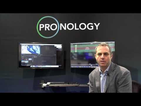 Bluefish444 and Pronology at NAB Show 2017