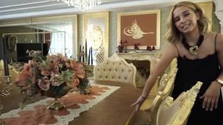 Klasik Salon Dekorasyon Fikirleri / 4+1 Evin Salon Turu /livingroom Decor / Ev Turu