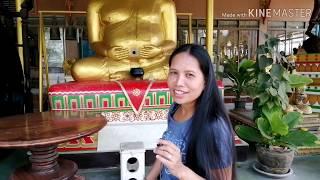 Wat Suttha Phot Temple, Lat Krabang, Bangkok, Thailand, Nice Temple In Bangkok.