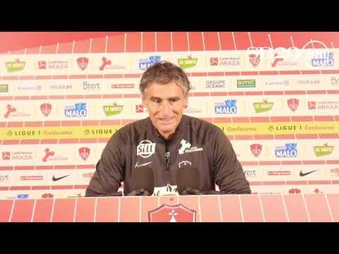 Brest - Rennes | Conférence de presse d'avant-match