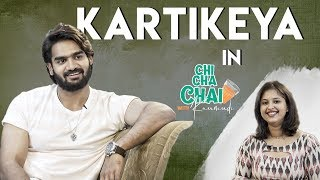 Kartikeya special interview || ChiChaChai with Kaumudi || Silly Monks Tollywood | Silly Monks