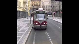 Prague Tram (2014/10)