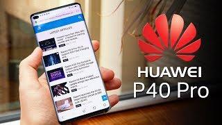 Huawei P40 Pro - Here It Is