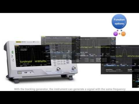 3.2GHZ Spectrum Analyzer - DSA832E