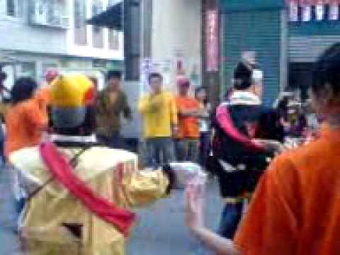 2007年 北港濟世會 小濟公 農曆三月十九 北港迎媽祖 - 北港迎媽祖