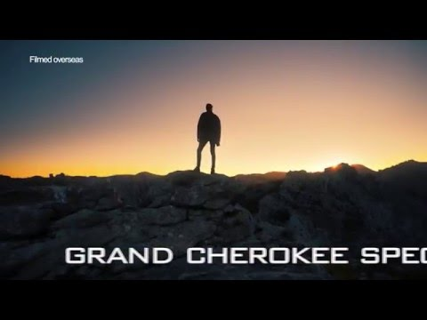 Jeep Commercial for Jeep Grand Cherokee (2016) (Television Commercial)