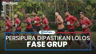 Persipura Jayapura Dipastikan Lolos ke Fase Grup Piala AFC 2021, Setelah Dua Wakil Myanmar Mundur