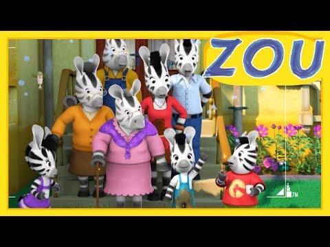 Zou en Français 📸 LA PHOTO DE FAMILLE  📷Dessins animés pour enfants