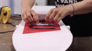 How To Wax A Snowboard | Whitelines Snowboarding