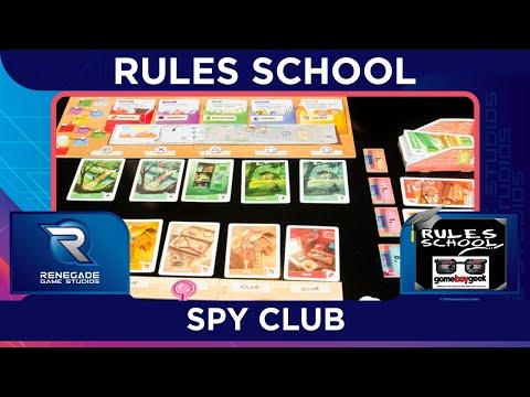Learn How to Play Spy Club with the Game Boy Geek