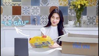 """Tiki - Chị Đại Gia Đình """"Hoa Dâm Bụt"""" Hòa Minzy Bật Mí Sản Phẩm Yêu Thích Tháng 4"""