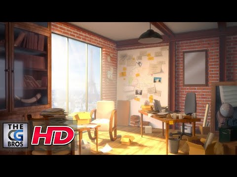 "CGI & VFX Breakdown: ""A Higher Place: My Office"" – by Thitaphon Piraban"