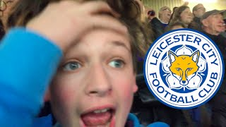 THE MOMENT LEICESTER CITY WON THE PREMIER LEAGUE AT STAMFORD BRIDGE!