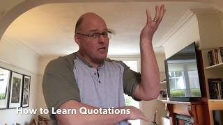 How To Learn Quotes For English Literature (6 Easy Ways)
