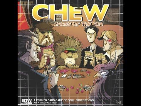 Board Game Brawl Reviews - CHEW