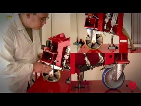 Fabrica de Ruedas Industriales Tellure Rota