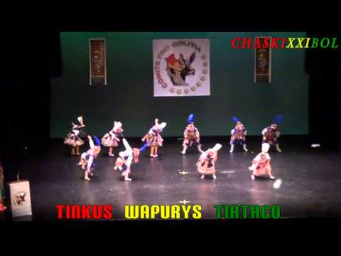 CONCURSO DE TINKUS 2014-TINKUS WAPURYS TIATACO USA.