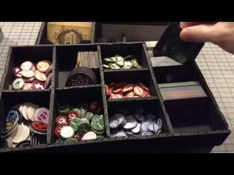 Arkham Horror 3rd - custom insert