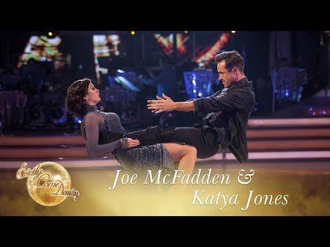 Joe and Katya Argentine Tango to 'Human' by Rag n' Bone Man – Strictly Come Dancing 2017