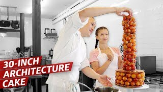 How a Master Pastry Chef Uses Architecture to Make Sky High Pastries — Sugar Coated thumbnail