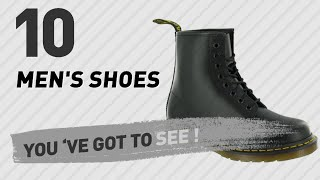 Dr. Martens Men's Shoes // UK New & Popular 2017