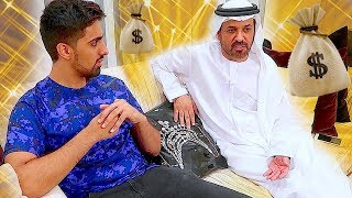 MEET MONEYKICKS FATHER *DUBAI BILLIONAIRE* !!!