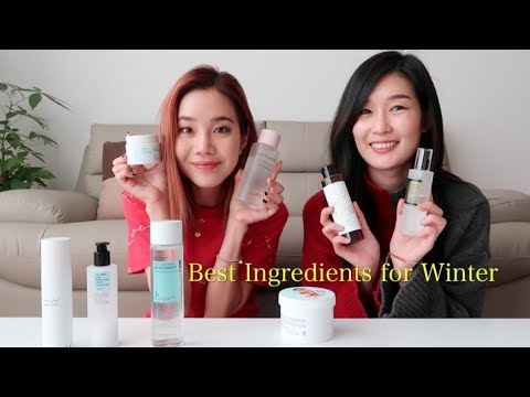 Korean Skincare 101: Best Ingredients for Dry Winter Weather