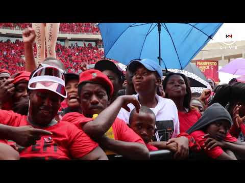 Here is what the EFF manifesto is promising South Africans