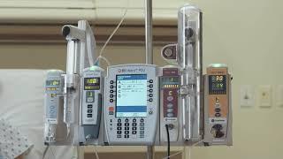 BD Alaris Infusion Pump Medical Device Narration