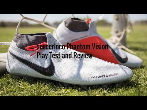 Nike Phantom Vision Play Test and Review