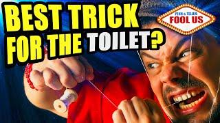 Penn & Teller Fool Us | NO CAMERA TRICK | Javi Benitez