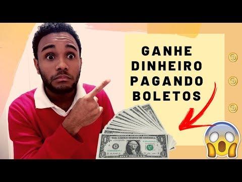 Como GANHAR DINHEIRO pagando BOLETOS? CashBack!