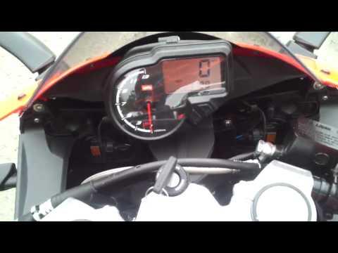 Aprilia RS4 50 original sound