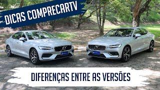 Volvo S60 - Diferenças das versões