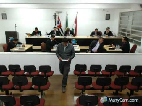 Câmara Municipal de de São Lourenço da Serra - 25ª Sessão Ordinária - 15/09/2016