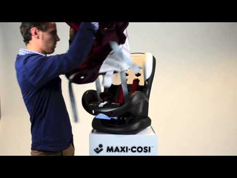 maxi cosi maxi cosi priori sps group 1 toddler car seat