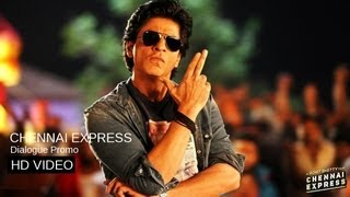 Rahul attacks Meenamma - Dialogue Promo 3 - Chennai Express