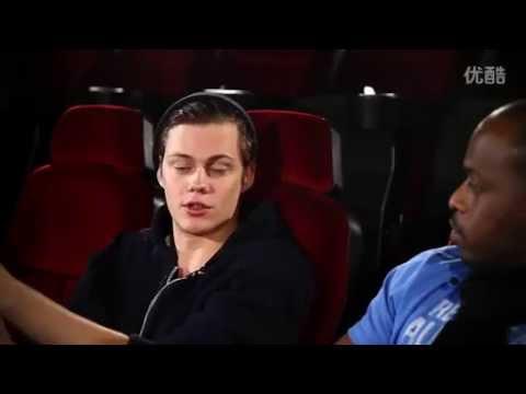 Bill Skarsgård interview - Popcorn | MTW