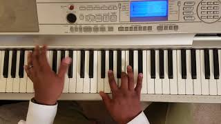 THE CHRISTMAS SONG (CHESTNUTS ROASTING ON AN OPEN FIRE) EASY PIANO TUTORIAL