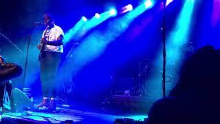 Jordan Mackampa   Live   Warsaw Brooklyn NYC   November 2, 2019