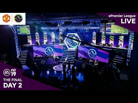 Manchester United | ePremier League Final Day Two | Live Coverage | FIFA 19 | ePL | FUT