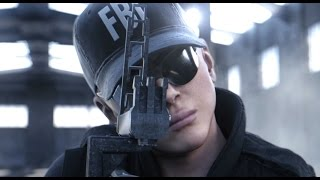 Rainbow Six Siege Intro Movies for All Operators