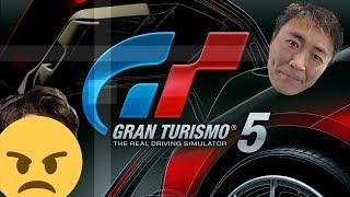 Gran Turismo 5 - Golding Challenges Until I Go Insane