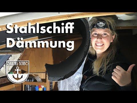 Stahlschiff Dämmung mit Armaflex (#20)