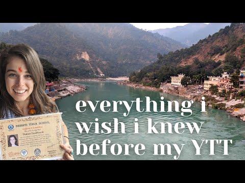 Yoga Teacher Training Rishikesh India // What I wish I knew